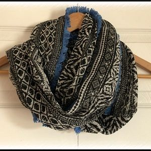 American Eagle Infinity Scarf, tribal with…